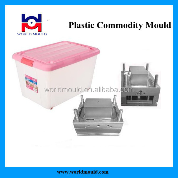 plastic thin wall container mold/container injection molding