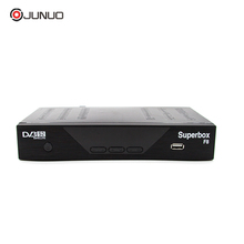 Junuo set top box factory hot selling international strong hd digital dvb-s2 satellite tv receiver