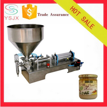 Viscous Liquid Filling machine for Creams, Masala Pastes, Lotions