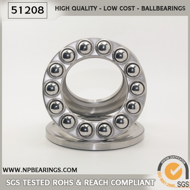51011 51118 Ball Roller Size Chart Plastic Needle Axial Tapered Ceiling Fan Thrust Bearing