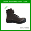 DDTX-GS001 western boots black steel safety shoes