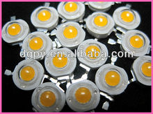 1 watt led diode with good chips and two years warranty hot sell