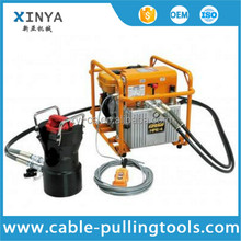 Motorized Hydraulic Compressor Hydraulic Crimping Tool with Gasoline Engine 100 tons 200 tons