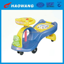 Super quality top sell baby products tricycle walker swing car
