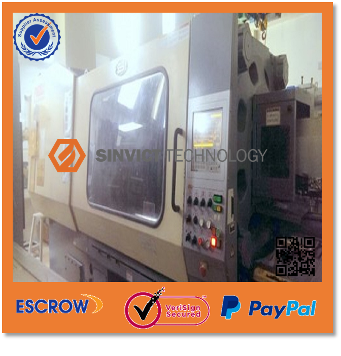 Nissei 210T CNC INJECTION MOLDING MACHINE