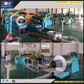 automatic slitting steel coil line machine