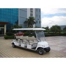 Best price with high quality 8 seater electric passenger vehicle
