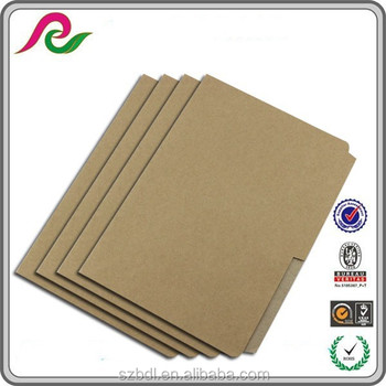 Kraft Paper Folder Fc Size Brown File Folders
