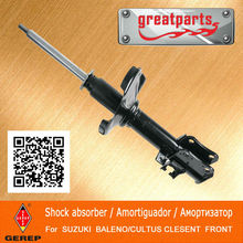 High quality front Oil shock absorber for SUZUKI BALENO/CULTUS CLESENT 4160260G52