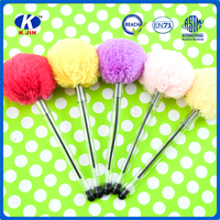 wholesale cheap price cute advertisement promotion color ball pen