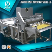 high pressure vegetable and fruit washing Line Machine