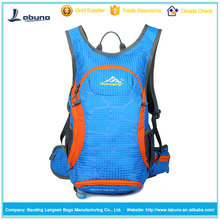 2016 new design cheap price outdoor cycling backpack with tpu water tank bag