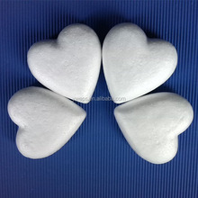 Holiday decoration heart shape foam