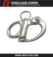"2-5/8"" High quality Fixed eye Snap Shackle for Sailboat Stainless Steel - Four Oceans"