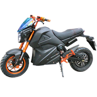 Chinese Reliable Price Scooter Electric Motorcycle