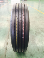 High quality standrad Trade Assurance heavy duty truck tyre 11R22.5 11R24.5 12R22.5 tires