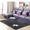 Chinese Plain Silk Rugs And Carpets For Living Room