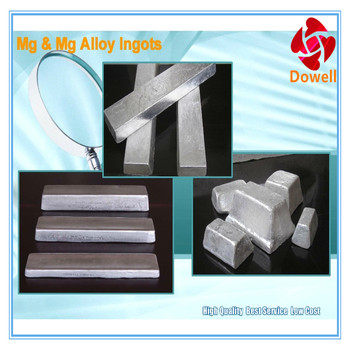 China top supplier magnesium ingot alloy AM50A