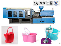 PP PE PVC PET PS PPR injection molding machine