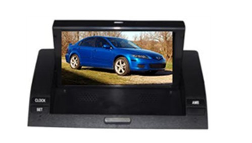 A9 CPU 1G RAM Multi-touch Capacitive Screen 3G internal Wifi for Old mazda 6 Android 4.2.2 Car dvd With Gps