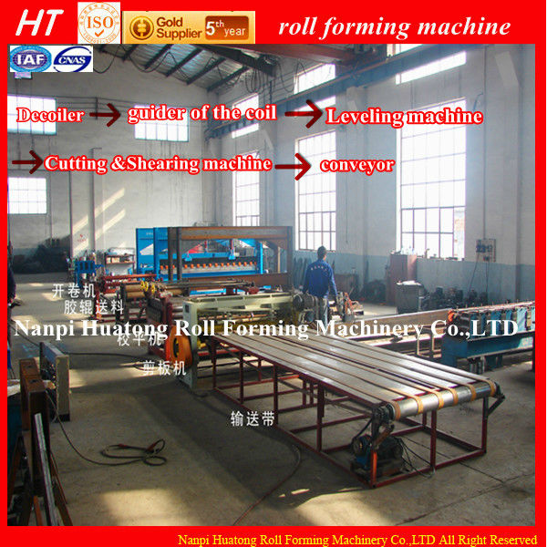 Automatic alignment sheets machine