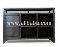 High Quality Industrial TV and DVD side board