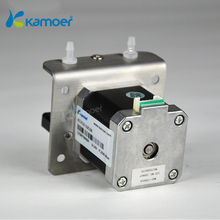 Kamoer 12v mini water pump for coffee machine/tea pot/Water dispenser step motor peristaltic pump