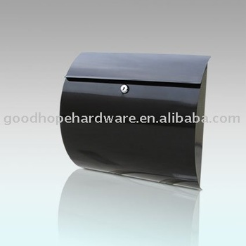 GH-1318P surve powder coated mailbox