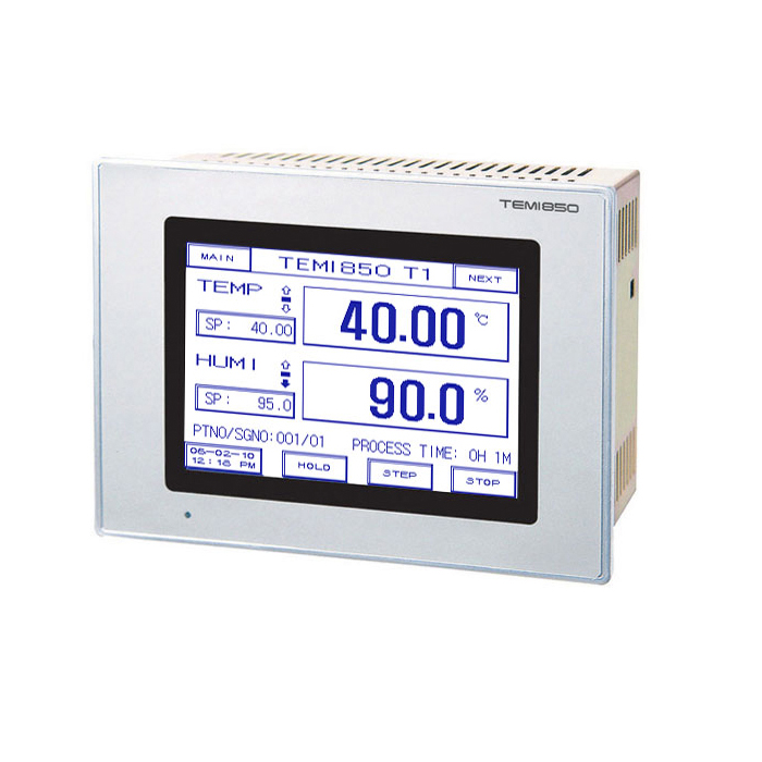 Korea TEMI850-10 Programmable <strong>Temperature</strong> and Humidity Controller