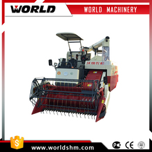Various kinds of mini combine harvester
