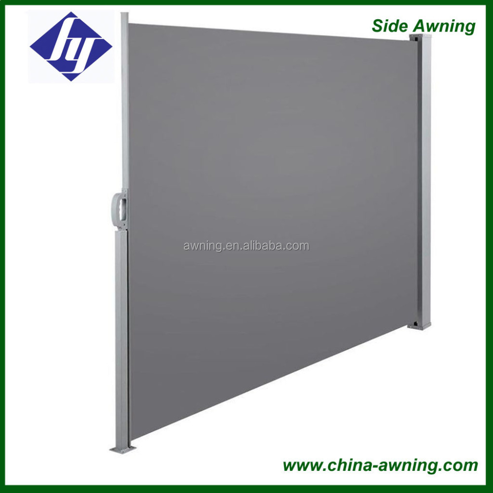 Garden Sunshade Awning Outdoor Canopy Retractable
