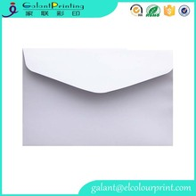 full white kraft paper gift envelope Saliva glue envelope