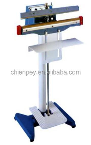 Foot-Type Impulse Sealer ( instantaneous thermal sealing machine) 300F 450F 600F (2.5mm) (5mm) (10mm)