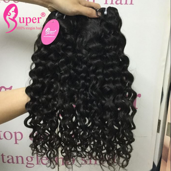 Wholesale 7 Star Virgin Jerry Curl Weave Extensions Human Mongolian Hair Weave Hairstyles Suppliers