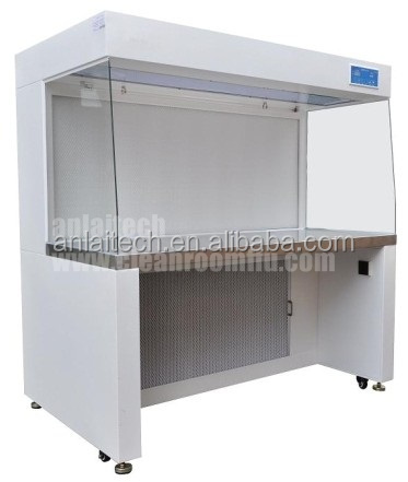 factory direct sale clean bench fume hood with hepa filter fume filter