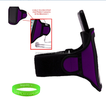 hot selling neoprene running sports armband case