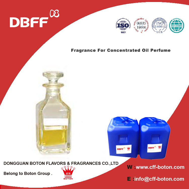 Fragrance For Concentrated Oil Perfume