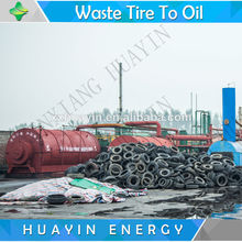 New design Waste tire recycling to oil plant with CE SGS