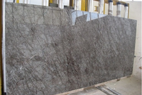 Yeni Grey Tiflet Slabs & Tiles , Gris Lido Grey Marble
