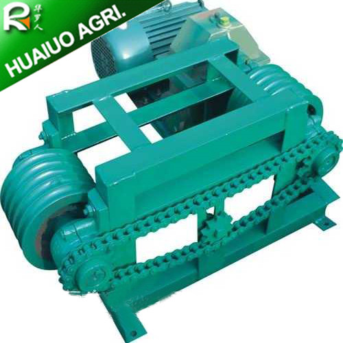Poultry manure scraper machine best manure removal system for sale
