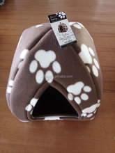 Soft Indoor Polyester Small Dog Lgloo Pet Bed