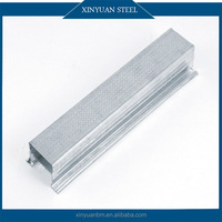 Prime Quality Light Gage Steel Joist/Metal Stud and Tracks / Furring Channel