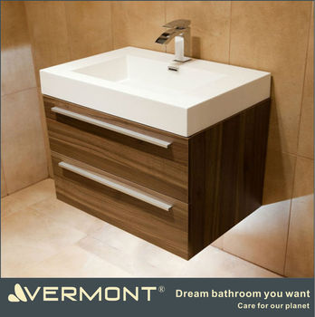 home furniture of teak bathroom vanity