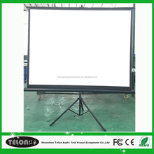 Factory Supplier Tripod projector screen With Good Service