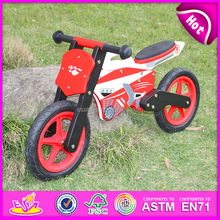 2015 hot wooden bike Christmas gift,popular wooden balance bike,new fashion boys bicycle W16C076-S