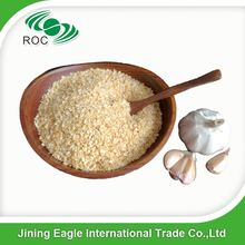 Chinese bulk new crop dehydrated dried minced granulated garlic