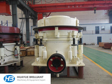 Iron ore mining equipment HP series 200 metso crusher hydraulic cone crusher