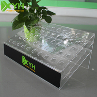New Design Make Acrylic Makeup Cosmetic Brushes Holder