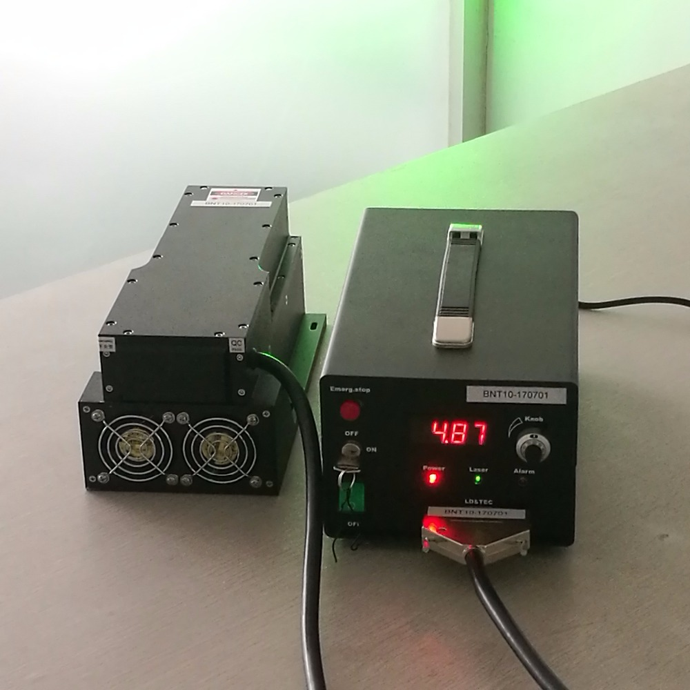 Diode Pumped Solid State Laser 532nm(2.5-5)W