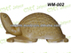 Wooden Carving Tortoise - Wooden Handicraft